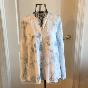 Vintage America blues blouse